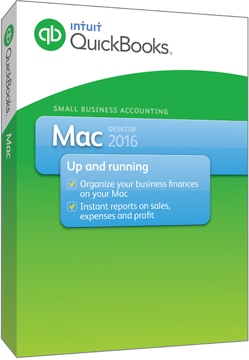 QuickBooks Pro FOR MAC – App (not online edition) – works on Yosemite  10 10, El Capitan 10 11, Sierra 10 12 and High Sierra 10 13