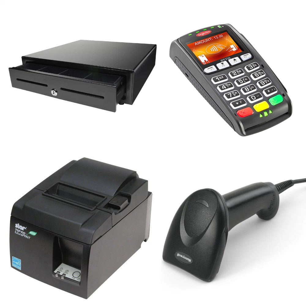 QuickBooks-approved Point of Sale EMV Hardware Bundle