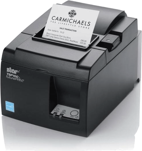 QuickBooks – Approved Point of Sale Receipt Printer (Star TSP143)
