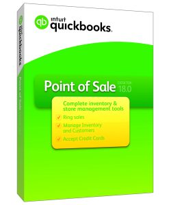 QuickBooks Point of Sale - v18